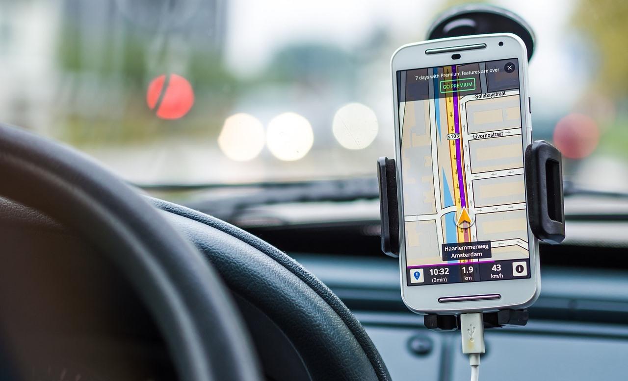 Telefonieren Produktiv Effizient Auto Fahren