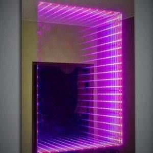 LED Infinity Mirror Bad
