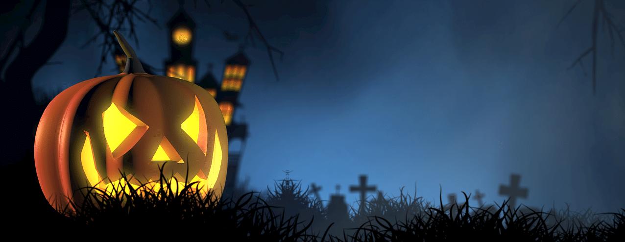 Kürbis Schnitzen für Halloween mit Kindern