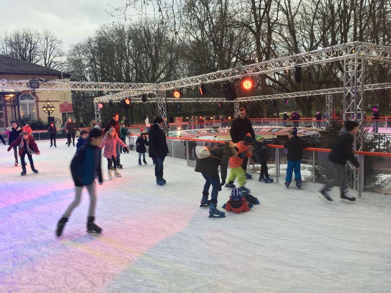 Eislaufbahn Bad Homburg Frankfurt