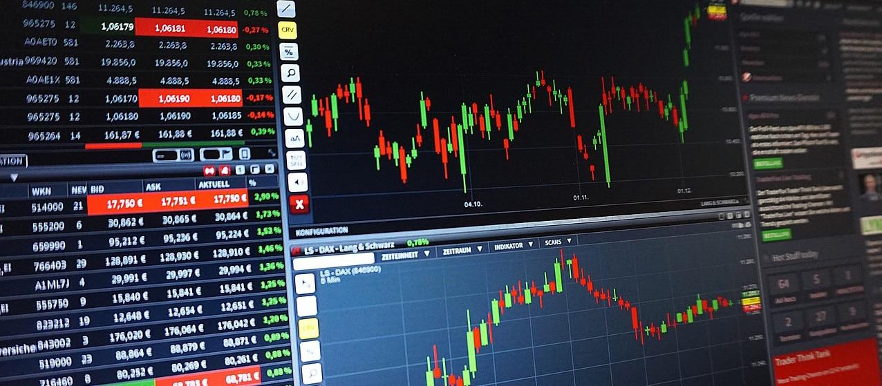 Aktien handeln mit potential in Zukunft